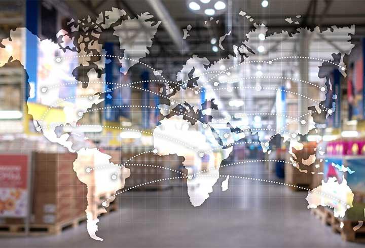 Analyse de  environnement du commerce international